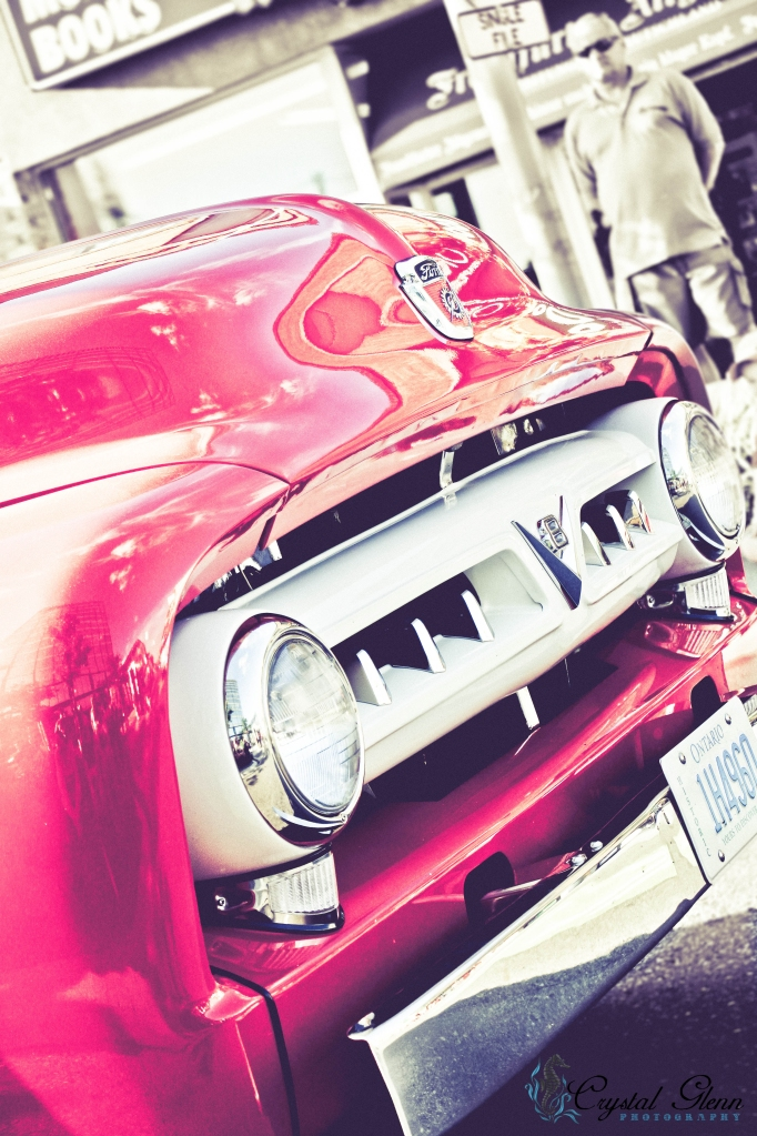 Old 1960s Ford