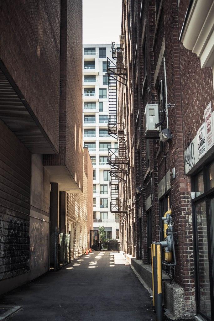 Spadina Alley Toronto